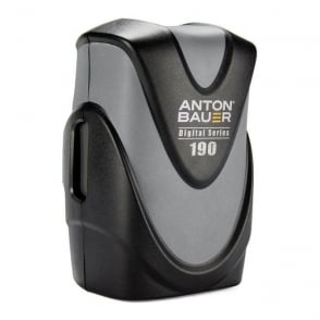 Anton Bauer ATB-8675-0094 G190 Digital 190 Gold Mount Battery