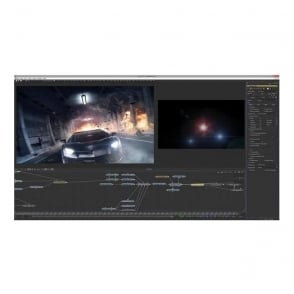 Blackmagic BMD-DV/STUFUS/50+ Fusion Studio Software for Education 50+ Licences