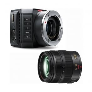 Blackmagic BMD-CINSTUDMFT/UHD/MR Micro Studio Camera 4K package A