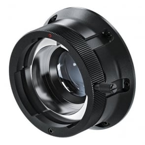 Blackmagic BMD-CAMURSAMTB4 URSA Mini PL lens mount to the broadcast industry's B4 lens mount