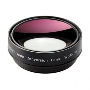 Alphatron ALP-ZUNWCX80 Zunow WCX-80 72mm Compact Wide Conversion Lens