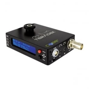 Teradek TER-CUBE106 1ch HD-SDI Encoder - OLED, External USB Port and Power Over Ethernet