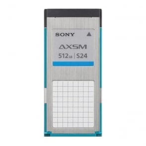 Sony AXS-A512S24 AXS Memory Media 512GB A-version