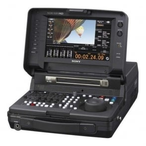 Sony PDW-HR1/MK1 XDCAM Field Editing Workstation with SxS Adaptor