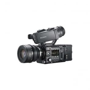Sony PMW-F5/CBK-55BK F5 Camera + ENG Shoulder Kit