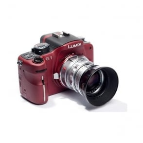 MB_LM-m43-RM1 Leica M Lens to Micro 4/3 Adapter Red