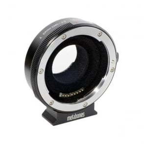 Metabones MB_EF-m43-BT2 Canon EF Lens to Micro Four Thirds T Smart Adapter