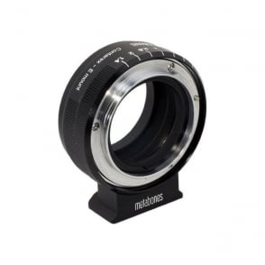 Metabones MB_CX-E-BM1 Contarex to Sony NEX Adapter
