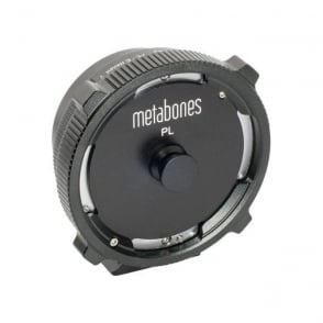 Metabones MB_PL-E-BT1 PL to Sony E-mount T Adapter Black Matt