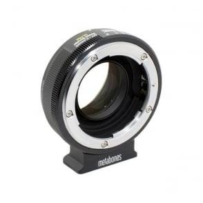 Metabones MB_SPNFG-X-BM2 Nikon G to Fuji X Speed Booster Ultra