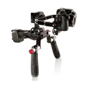 ISEE+RIG Gimbal Rig For Small-Body Camera With Accessories