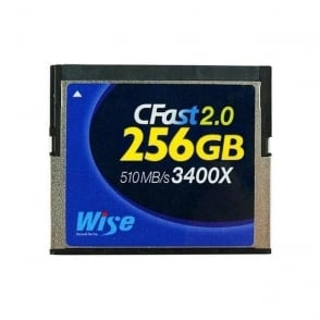 Blackmagic CFAST2256 Wise Advanced	CFast Card - 256