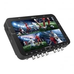 Convergent Design CD-APOLLO Apollo - Portable Multicamera Recorder/Switcher