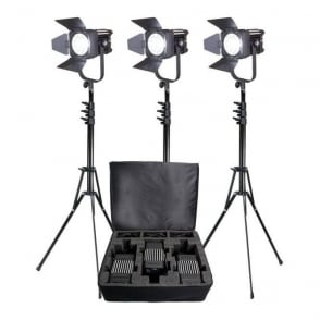 DVS-LEDGO-D600LK3 Three Light LEDGO-D600 Lighting Kit