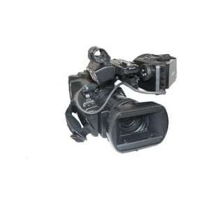 Used PMW 300K1 XDCAM camcorder, 375 hours