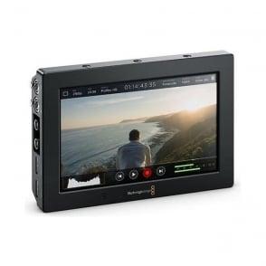 """Blackmagic BMD-HYPERD/AVIDAS74K Video Assist 4K 7"""" Touchscreen Monitor/Recorder"""