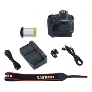 EOS 1D X Mark II Body Only