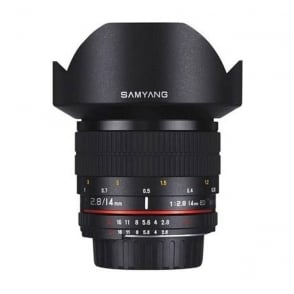 Samyang 7631 14mm F2.8 SONY-FE