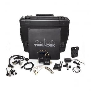 Teradek TER-BOLT-965-1G Bolt 1000 Deluxe Kit SDI | HDMI Gold Mount Wireless Video Transceiver Set