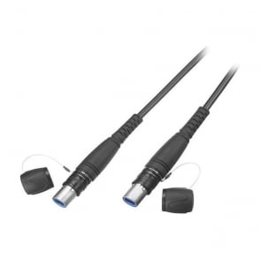 CCFN-25//U Hybrid Optical Fiber Cable - 25m