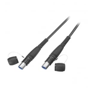 Sony CCFN-200//U Hybrid Optical Fiber Cable - 200m