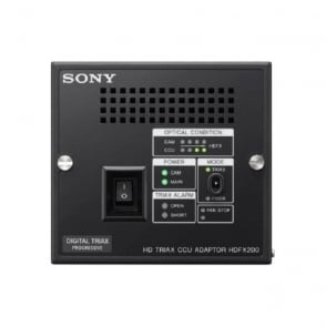 Sony HDFX-200F Digital Triax to Fibre Converter