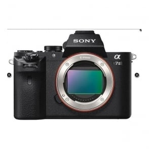 Sony ILCE-7r/XLRKIT2 Alpha a7 II Mirrorless Digital Camera (XLR Kit 2) - Body Only
