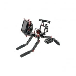 CAME-A7R2-5KIT For Sony A7RII CAME-TV Camera Rig Mattebox Shoulder Support Kit