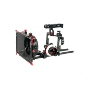 CAME-A7R2-3KIT For Sony A7RII CAME-TV Camera Rig Mattebox Follow Focus Kit