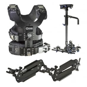 LBVL4ALBS1 2.5-15kg Load Pro Camera Steadicam Video Carbon Stabilizers