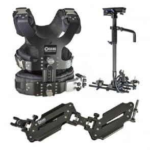 CAME-TV LBCASEKIT 2.5-15kg Load Pro Camera Steadicam With Aluminum Case