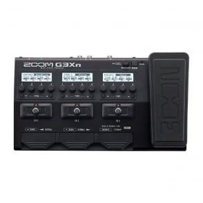 Zoom G3XN Multi-Effects Processor