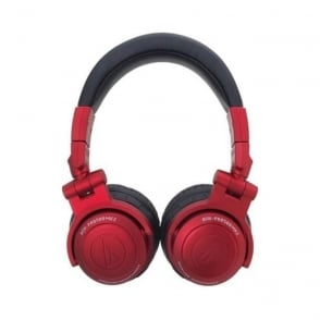 ATH-PRO500MK2RD Proffesional DJ Headphones - Red
