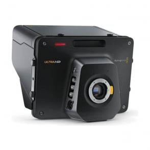 Blackmagic BMD-CINSTUDMFT/UHD/2 Studio Camera 4K 2
