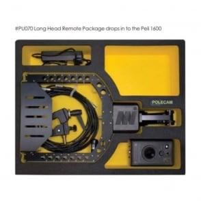 Polecam PE015 Pelicase 1600 Transit Case (No Foam) for All Remote Heads