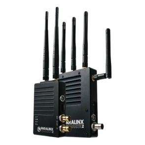 Paralinx PAR-TH2SH2 Tomahawk 2 Dual SDI/HDMI Transmitter & SDI Receiver 1:2 Set