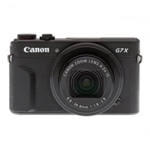Canon G7 x Mark II Power Shot