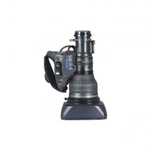Canon HJ22ex7.6B IRSE Lens, Used
