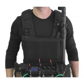 Portabrace ATV-633 Audio Tactical Vest Sound Devices 633 Black