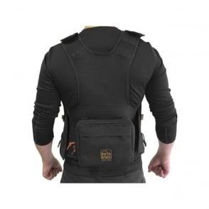 Portabrace ATV-788 Audio Tactical Vest  Sound Devices 788 Black