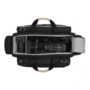 Portabrace CINEMA-LONG Camera Case Soft Cinema Cameras Black