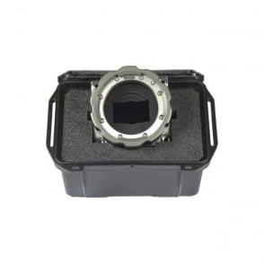DSMC titanium PL Motion Mount in case, Used