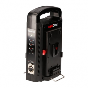 HedBox RP-DC100V  Intelligent Dual Digital Professional Battery Charger