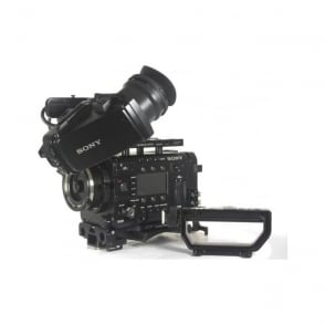PMW-F5  With DVF-L350 Viewfinder & Arri Accessories, 335 hours, Used