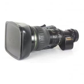 Canon HJ22 ex7.6B IASE Lens, Used