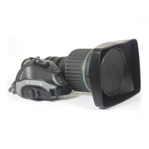 Canon HJ21x7.5B IASD Lens, Used