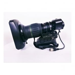 Canon HJ11ex4.7B IRSE 2/3inch Broadcast HD super wide angle zoom lens, Used