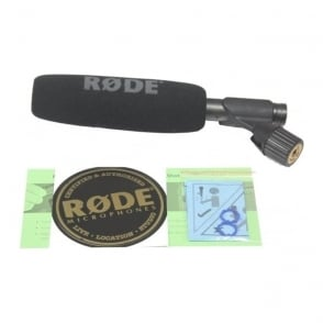 Rode NTG1 Shotgun microphone with clip , Used
