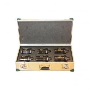 Cooke S4i mini set of 6 lenses (18, 25, 32, 50, 75, 100mm)  Used
