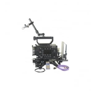 Sony PMW-F5 732 Hours With Tilta rig and accessories, Used
